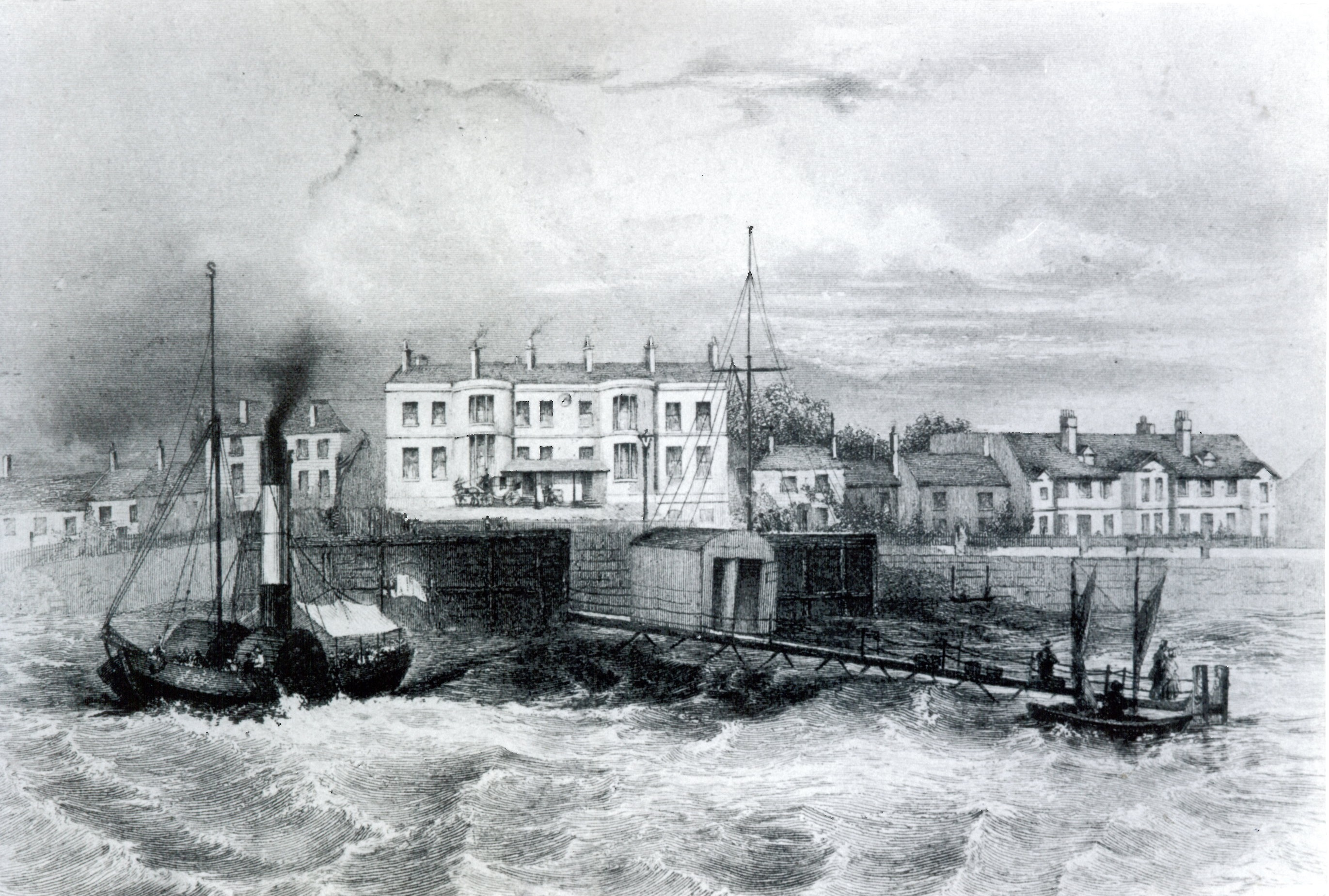 Parry's Seacombe Hotel