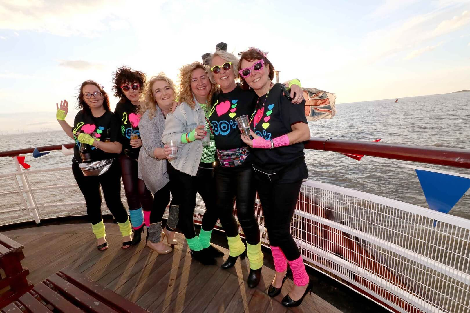 Image of 80s Party Cruise