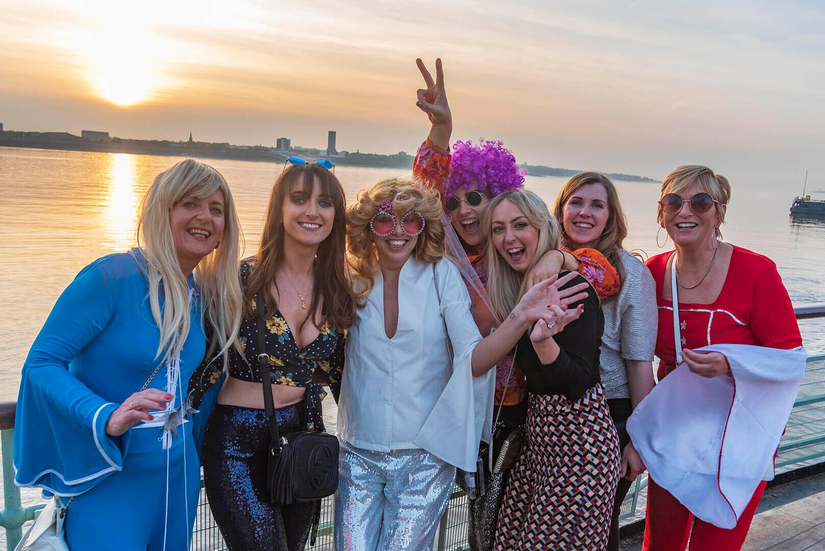 Themed Evening Cruises