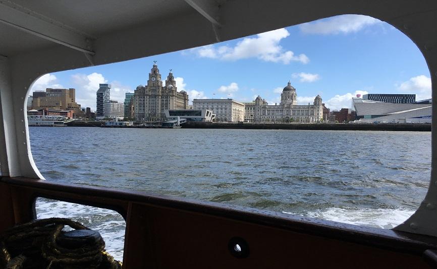 River Explorer Cruise view