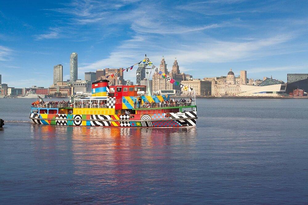 Dazzle Ferry (Snowdrop)