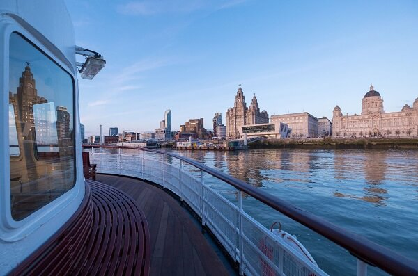 View from the Royal Iris of the Mersey